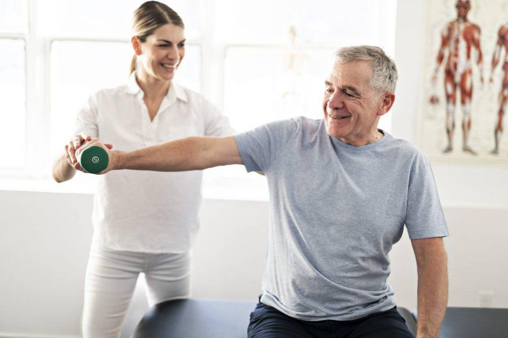 L'apaisement du stress avec des petits exercices physiques